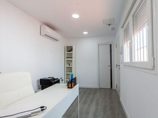 Oficina en vivienda I Retamar